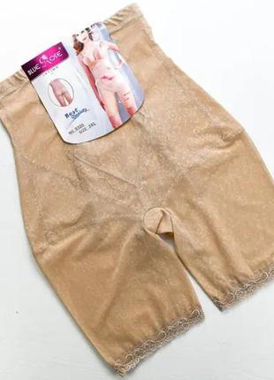 Панталоны бежевые, 3xl, 4xl, 5xl. код: т61