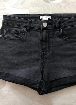 Шортики джинсовые h&m