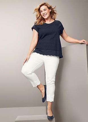 Штаны джинсы размер 52-54 наш tchibo тсм