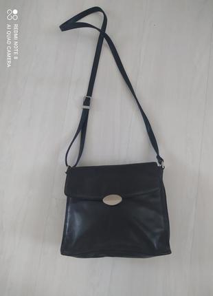 Кожаная сумка borella