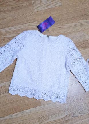 Блуза розм 128