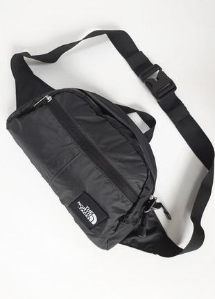 Cумка на пояс / через плечо the north face flyweight lumbar waist bag