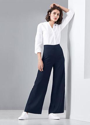 Стильные брюки штаны свободные размер 50-52 наш tchibo тсм