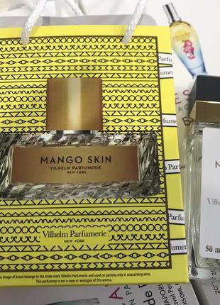 Парфюмерия в подарочной упаковке mango skin  50 мл