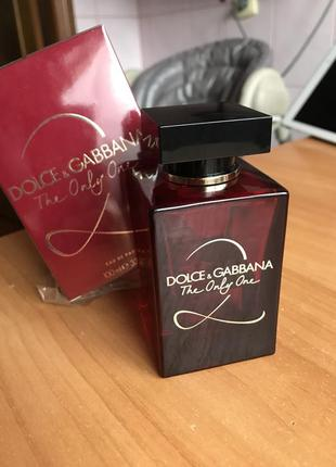 Парфюм dolce&gabbana the only one 2