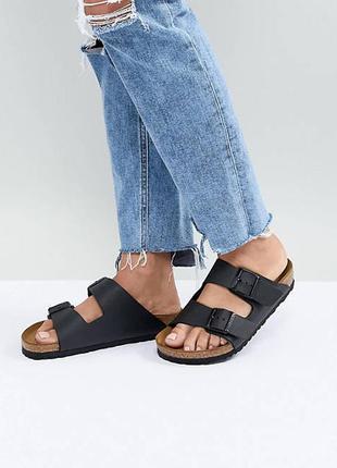 Оригинальные шлёпанцы биркенсток сандалии на корковой подошве унисекс
