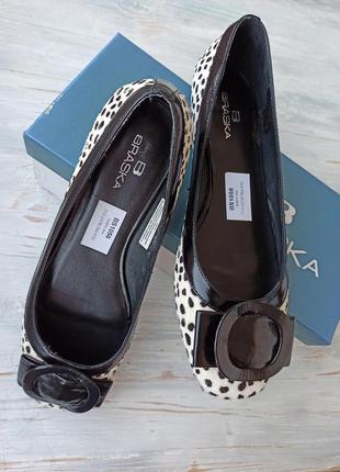 Туфлі фірми braska