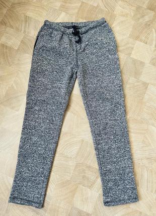Очень теплые спортивные штаны