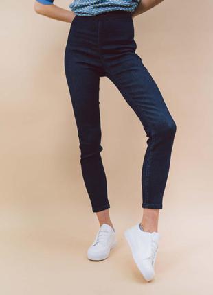 Жіночі джинсові легінси broadway