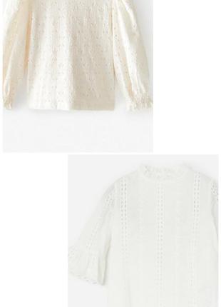 Продам блузка рубашка zara reserved 8-9 лет в отличном состоянии