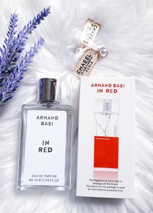 ☀️📢 in red тестер 60мл, духи, парфюм, туалетная вода, парфуми