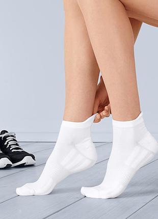 Спортивные короткие носки 39-42 тсм tchibo