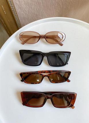 Распродажа новые солнцезащитные очки женские