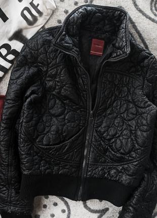 Молная деми куртка