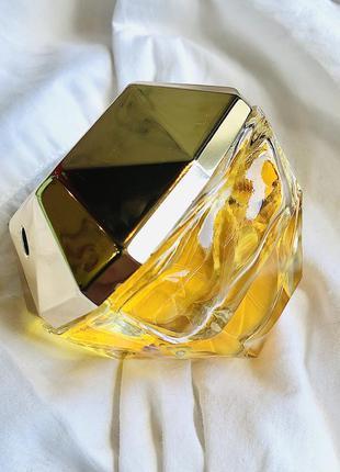 Оригинальный парфюм женский paco rabanne lady million/пако рабан леди миллион