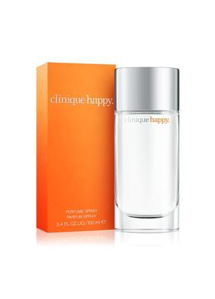 Clinique happy parfum spray 100ml парфюмированная вода новая оригинал