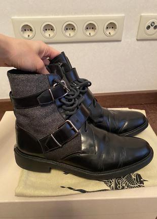 Ботинки burberry оригинал