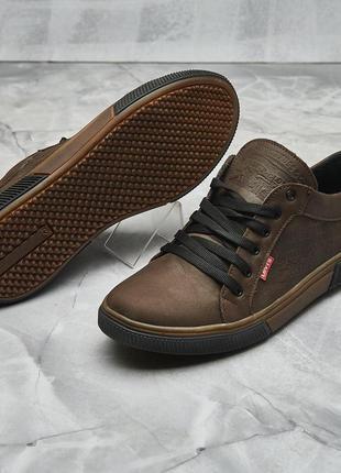 Кеды кроссовки levi's