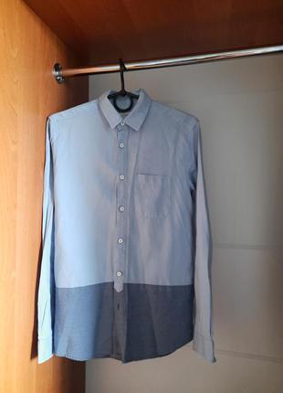 Мужская рубашка в идеальном состоянии