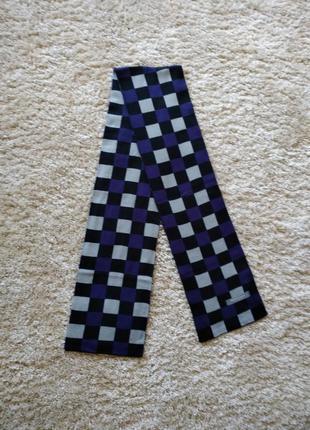 Шарф теплый зимний мягкий broadway nyc fashion