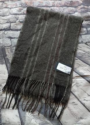 Стильный мужской шарф от john ashford