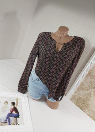 Раскошная блуза рубашка