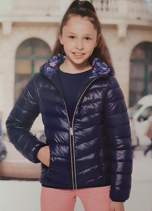 Финменная куртка для девочки alive