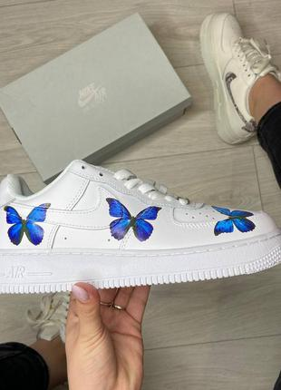 Air force 1 low butterfly