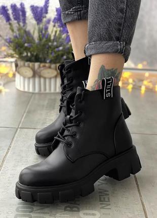Женские ботинки / жіночі ботінки