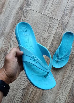 Оригінальні вьетнамки босоніжки крокси crocs