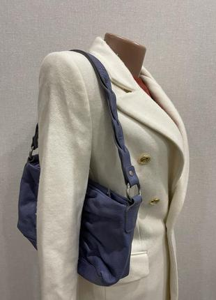Актуальная сумка из натуральной кожи