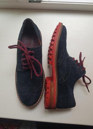 Броги,туфли мужские