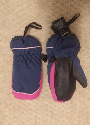 Дитячі рукавиці на 1-2 роки