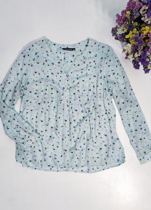 ❤️нежная блуза рубашка