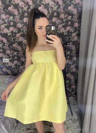 Кукольное платье )