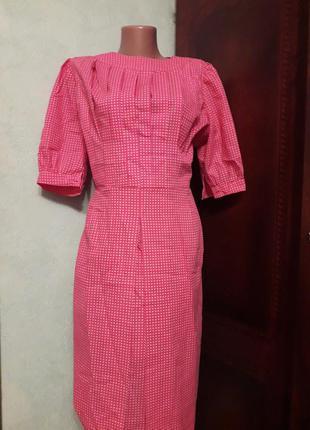 Шикарное супер легкое платье