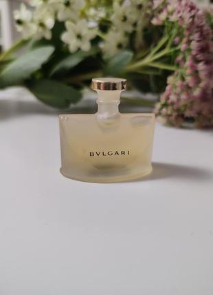 Bvlgari femme, винтажная миниатюра, парфюмированная вода, 5 мл