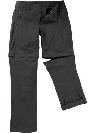 Женские треккинговые брюки tnf, the north face трансформеры