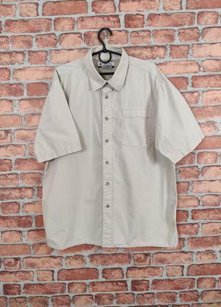 Рубашка на короткий рукав columbia