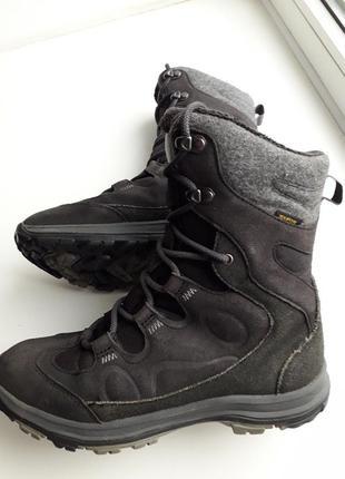 """Ботинки ботінки """"jack wolfskin"""" з мембраною """"texapore"""" (24,5 см)."""