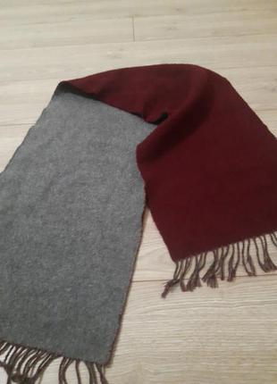 Кашемировий шарф, шотландия