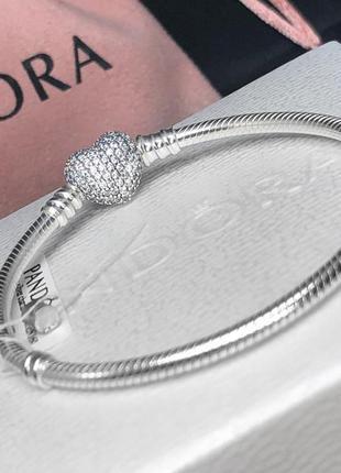 Браслет pandora срібло usa оригінал срібло