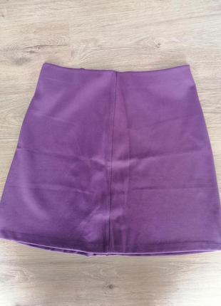Спідниця юбка розмір виробника м, нова з біркою 💜💜