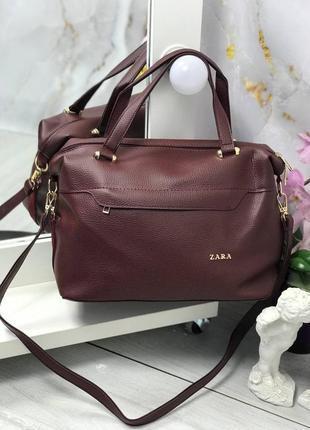 ⌛️⌛️ дорожная сумка в стиле zara