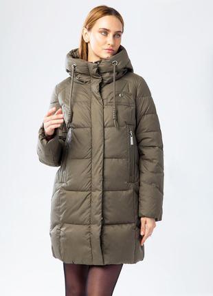 Утепленная зимняя куртка clasna