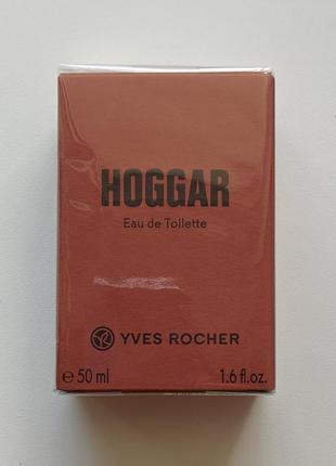 Туалетная вода hoggar yves rocher/хоггар ив роше 50 мл.