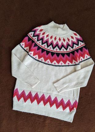Kneatwear by f&f свитер в скандинавском стиле р 10(eu38)