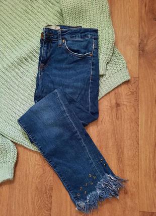 Штани джинси джинсы zara