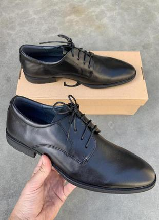 Туфли из натуральной кожи классика