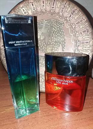 Фирменый оригинальный мужской парфюм тестер